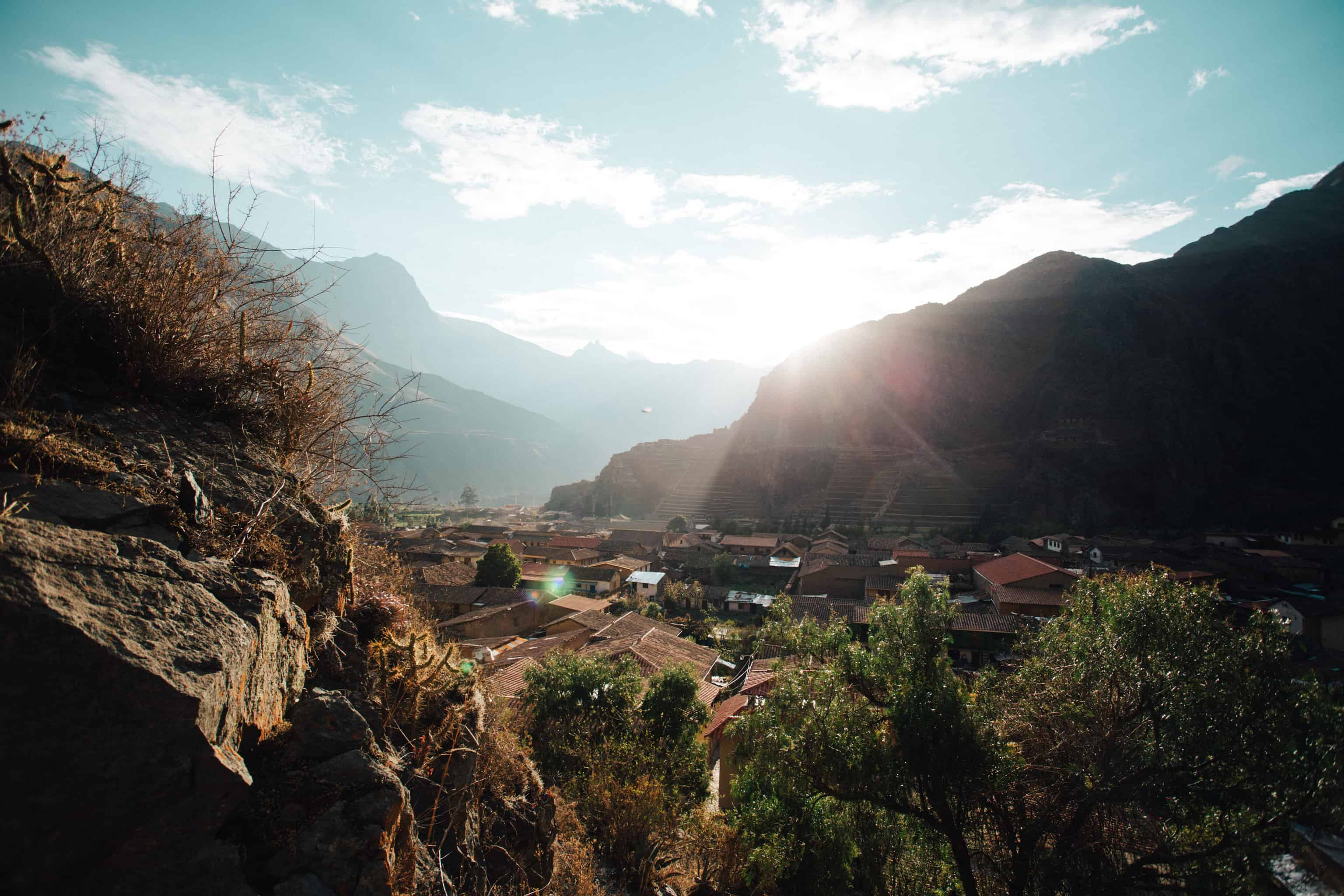 Peru Adventures: The Sacred Valley and More