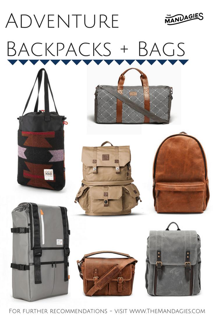 Adventurous Backpacks