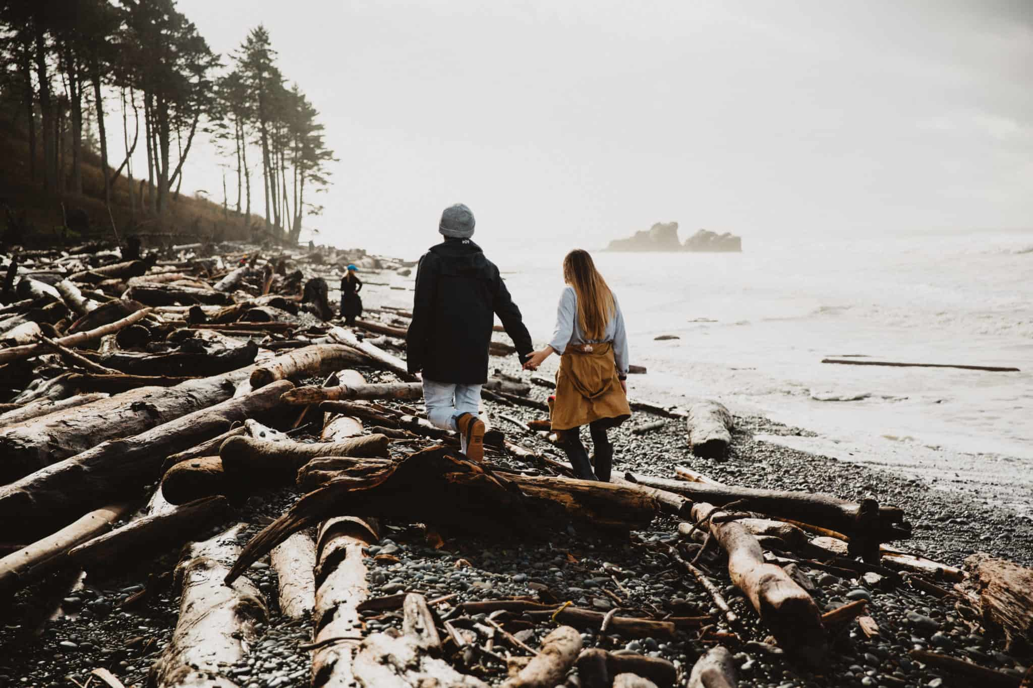 The Complete Guide To Ruby Beach on The Olympic Peninsula (& Why You Need To Visit ASAP)