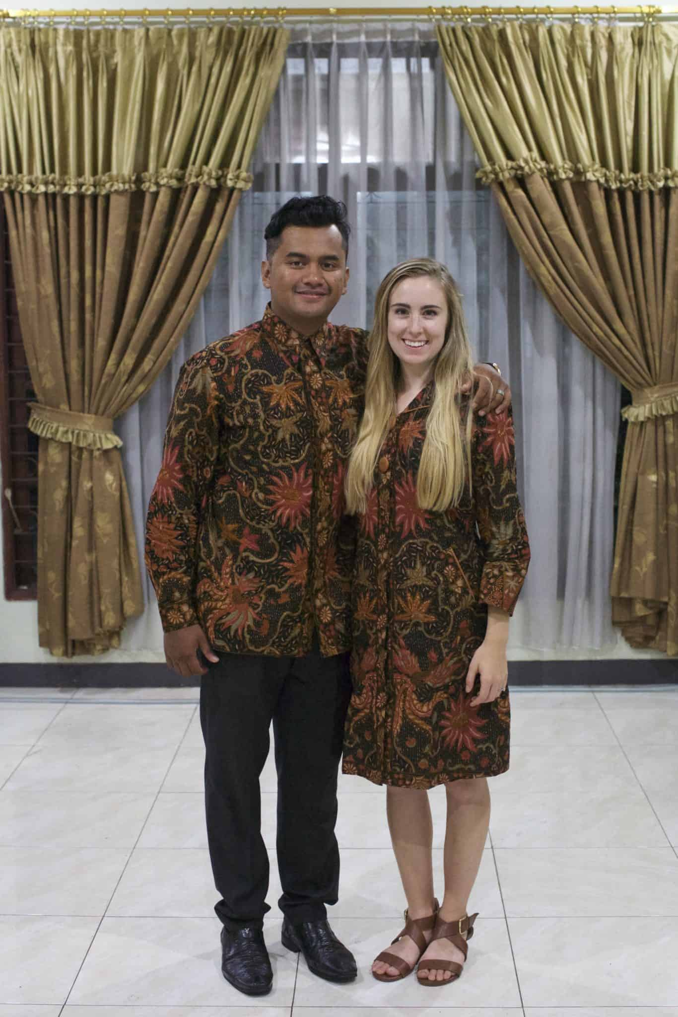 Berty and Emily Indonesia Wedding