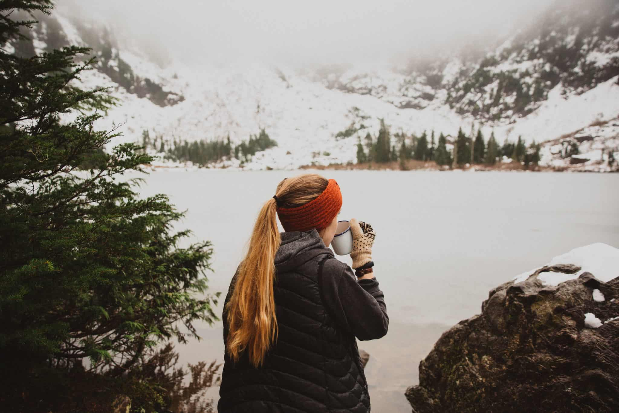 Hikes In Washington State - Heather Lake