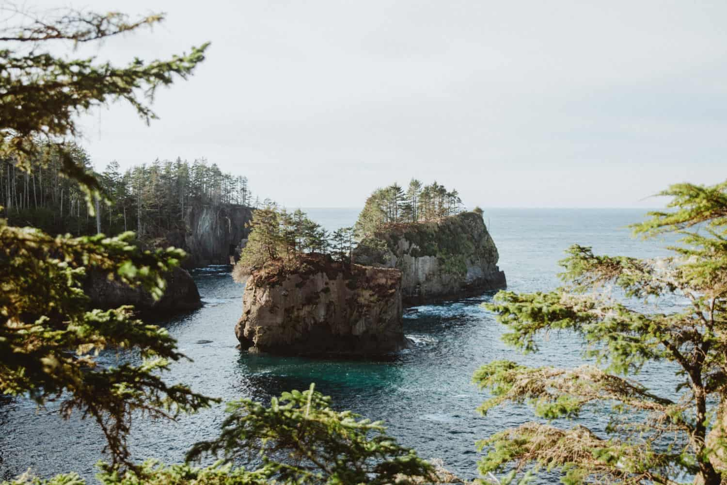 Cape Flattery - Places To See In Washington State