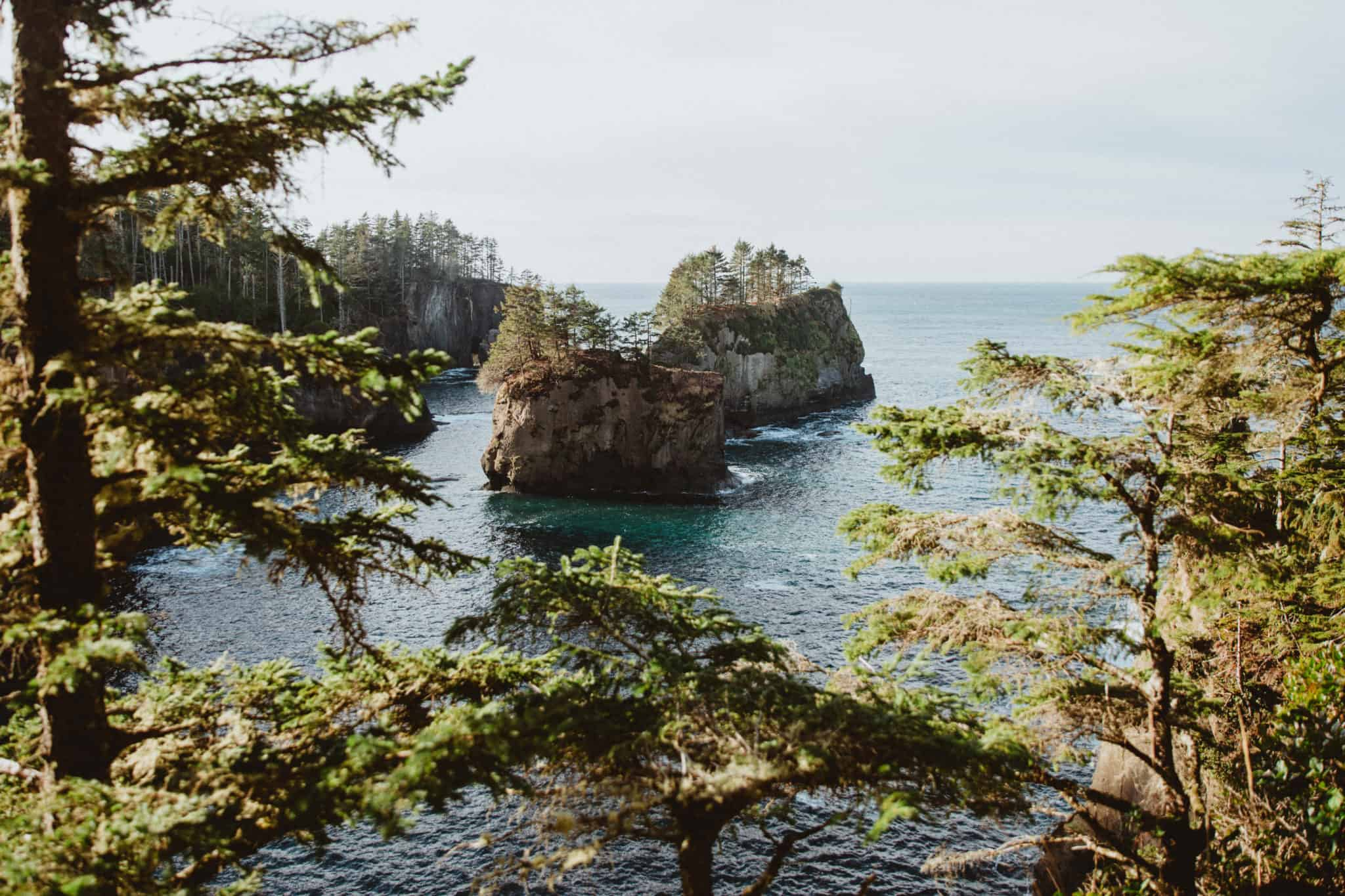 Cape Flattery - Pacific Coast Road Trip Stops