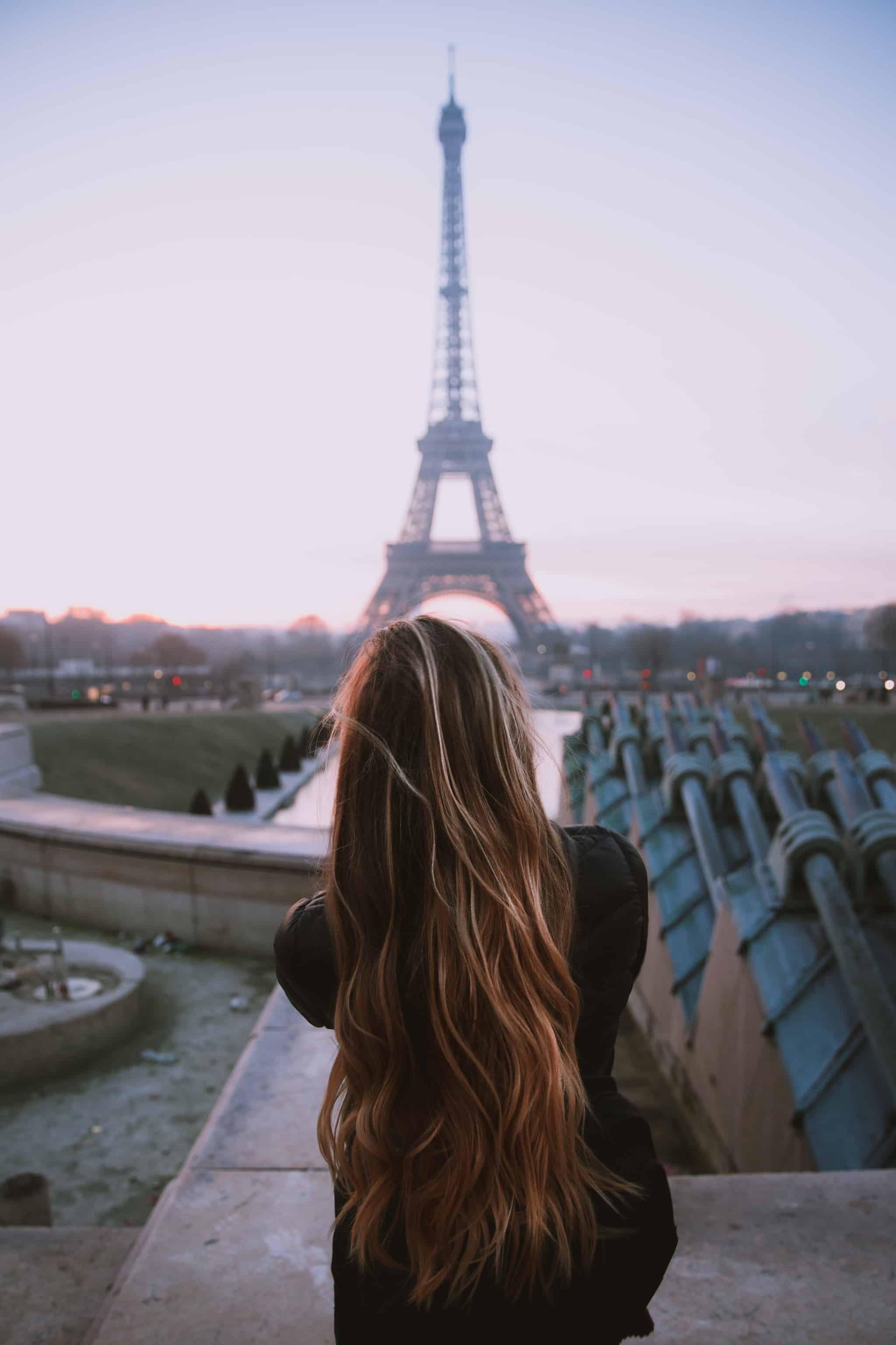 Discover the best photography spots in Paris, France in this all-inclusive post! We're including iconic favorites like the Eiffel Tower and Champs Elyssse, but also hidden gems like Saint Chapelle and Musee d'Orsay Clocks. Find the best Instagram spots in Paris here! #paris #france #eiffeltower #photography #french #instagram #laduree #champselysees #museedorsay #arcdetriomphe #louvre #macaron #europe