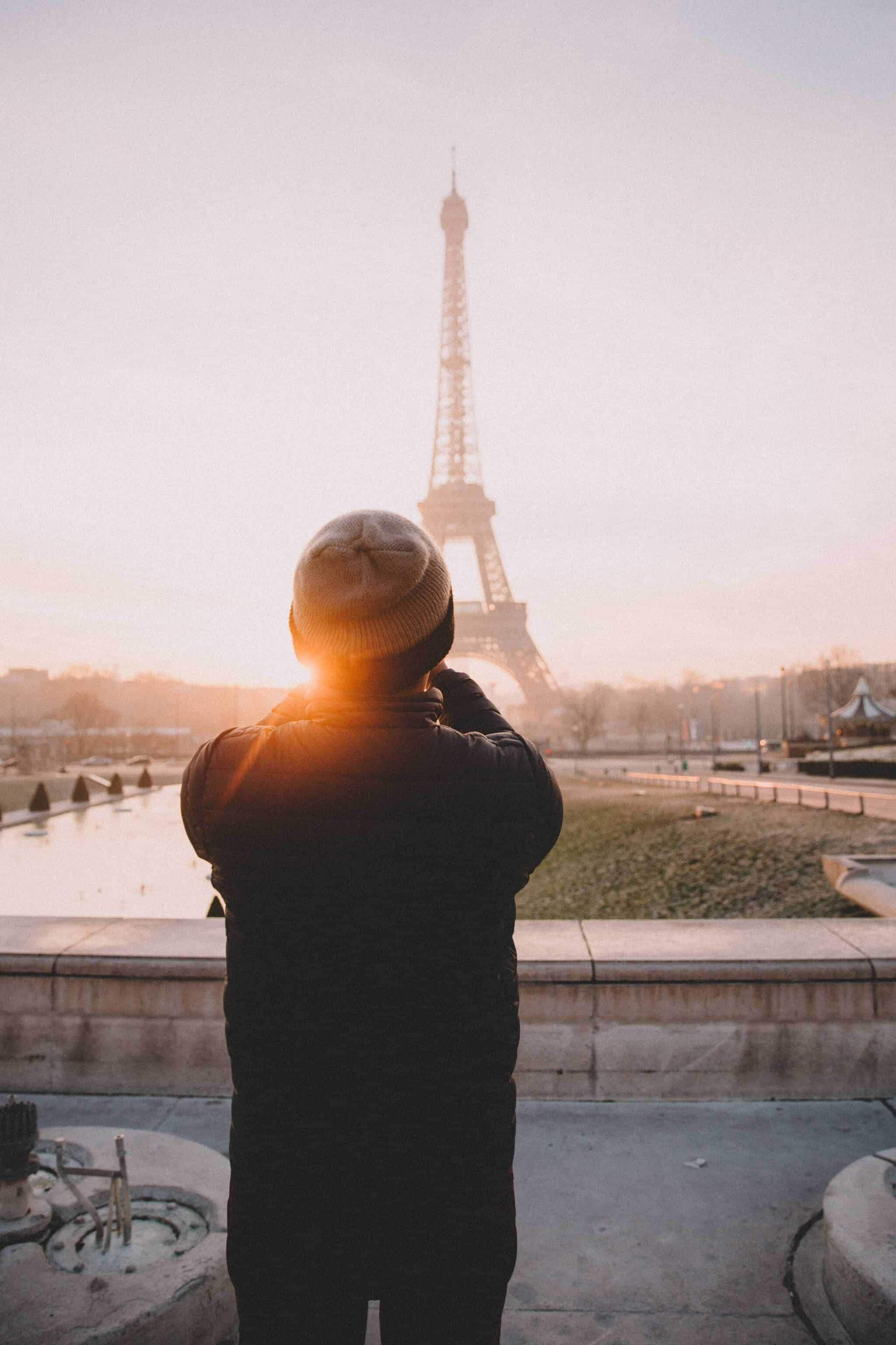 Instagram Spots In Paris - Travel Photography Tips