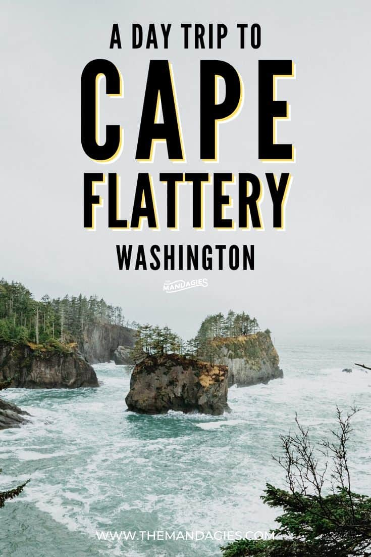 Discover this gorgerous location in the farthest northwest corner of the USA! Cape Flattery trail is full of amazing views along the Washington Coast. Explore this beautiful part of the Pacific Northwest. #PNW #pacificnorthwest #hiking #washingtonstate #ravel #westernUSA #photography #landscape #capeflattery #washingtoncoast #USA