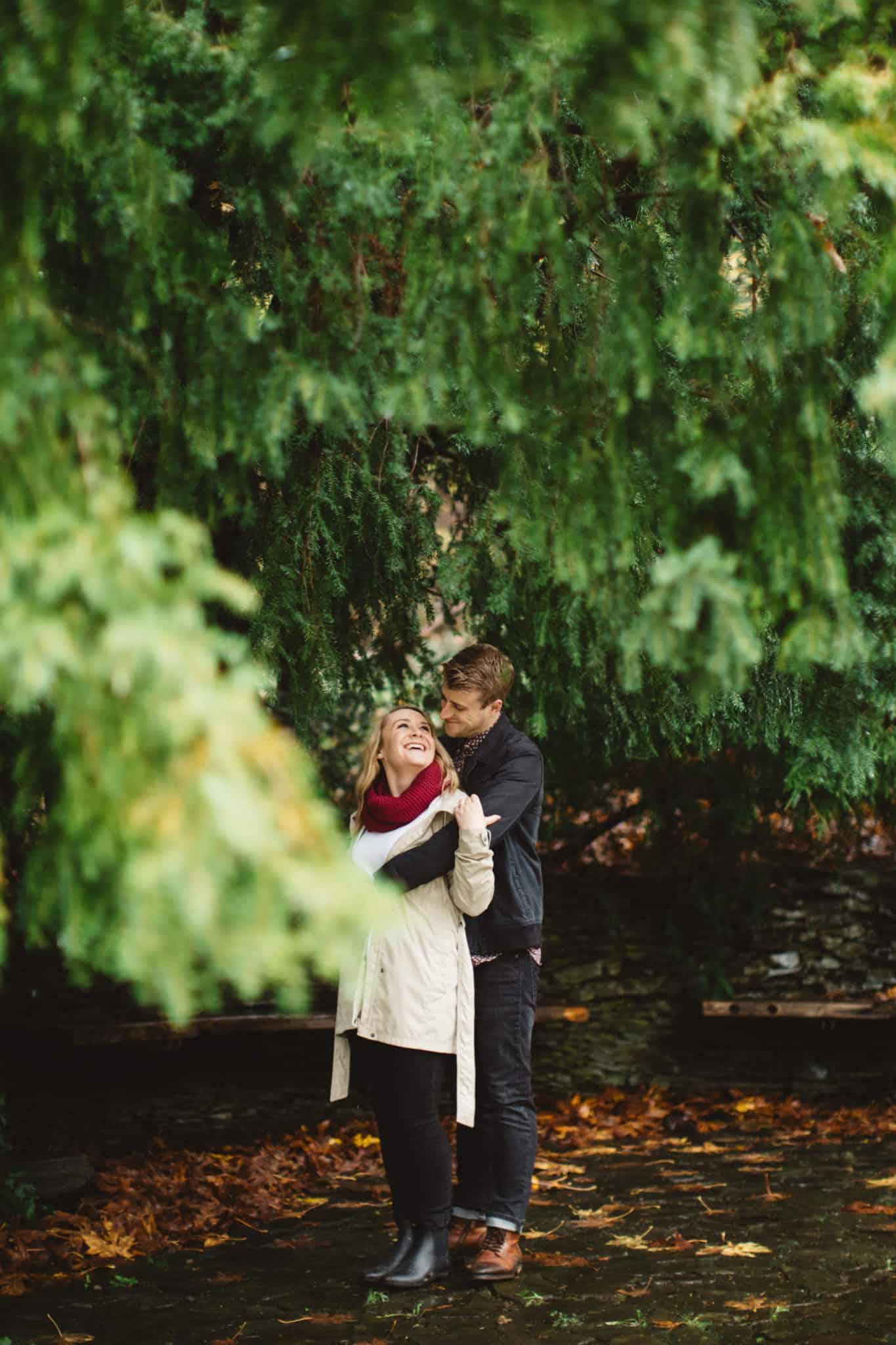 Washington Park Arboretum, Seattle - PNW Engagement shoot locations - TheMandagies.com