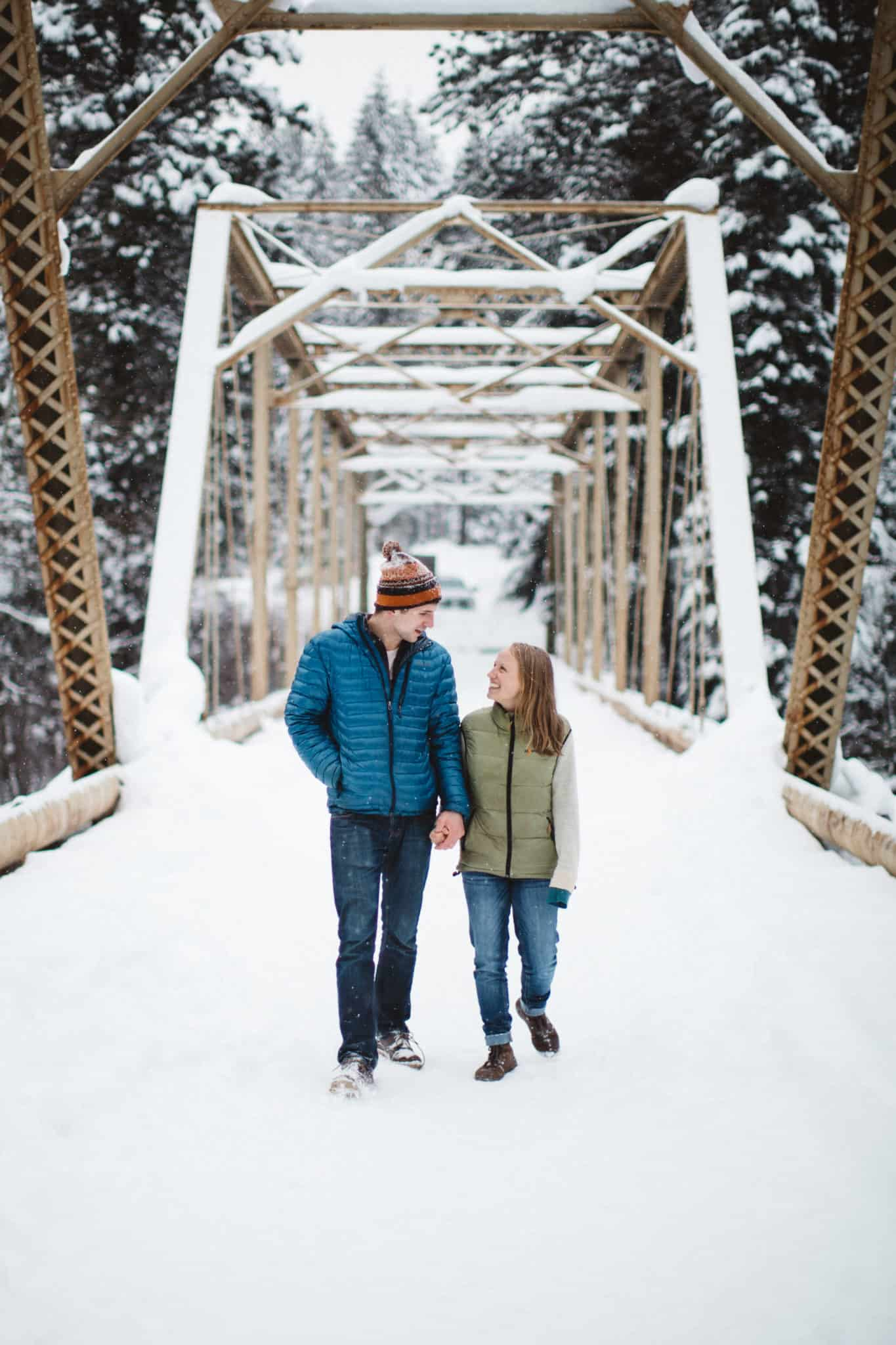 Leavenworth, Washington - PNW Engagement shoot locations - TheMandagies.com