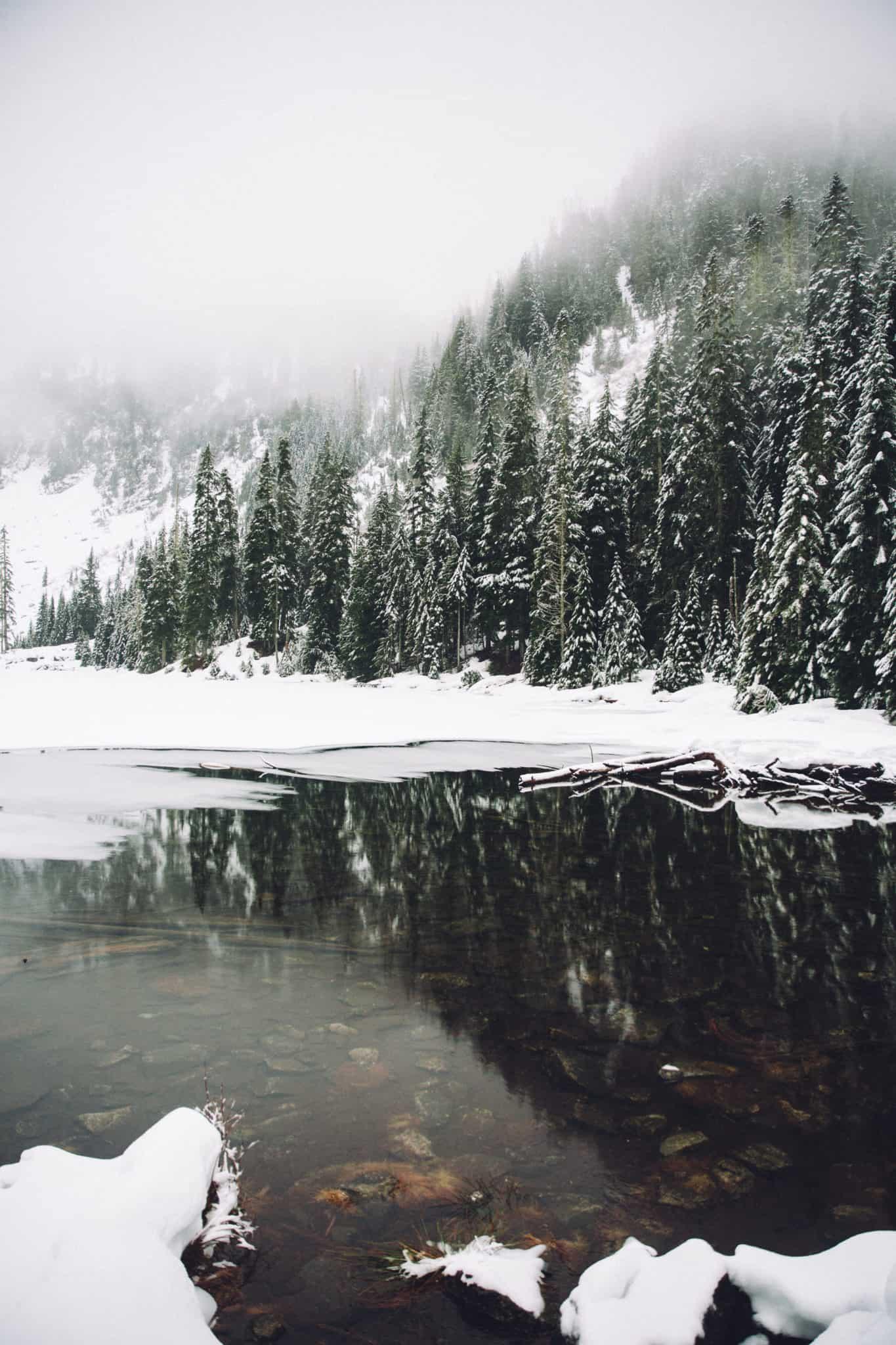 Lake Twenty Two, Washington - PNW Engagement shoot locations - TheMandagies.com