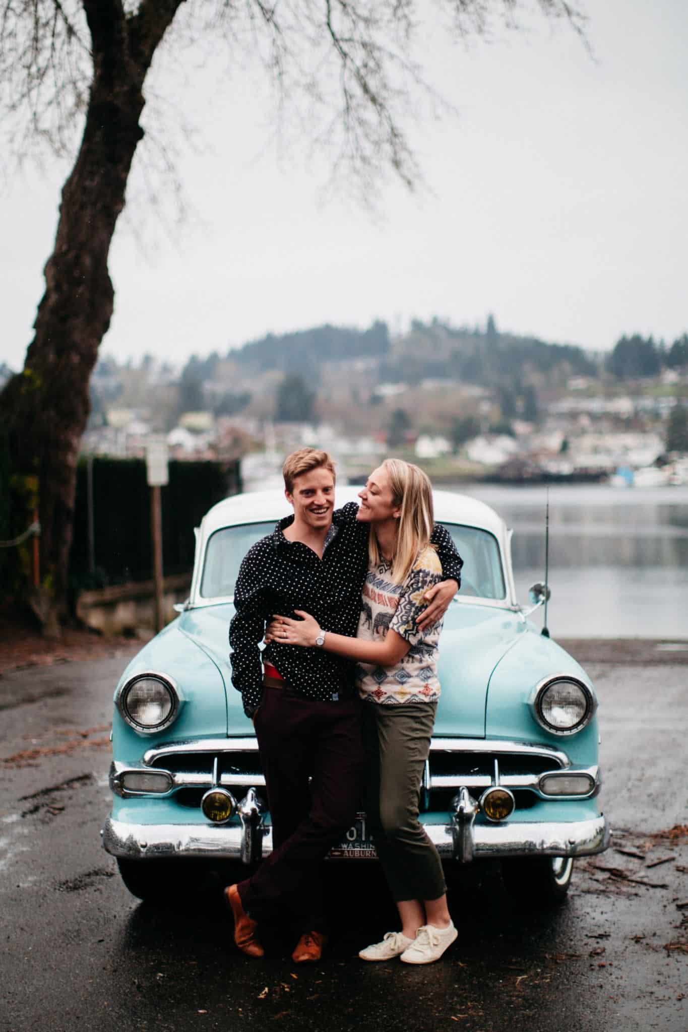 Gig Harbor, Washington - PNW Engagement shoot locations - TheMandagies.com