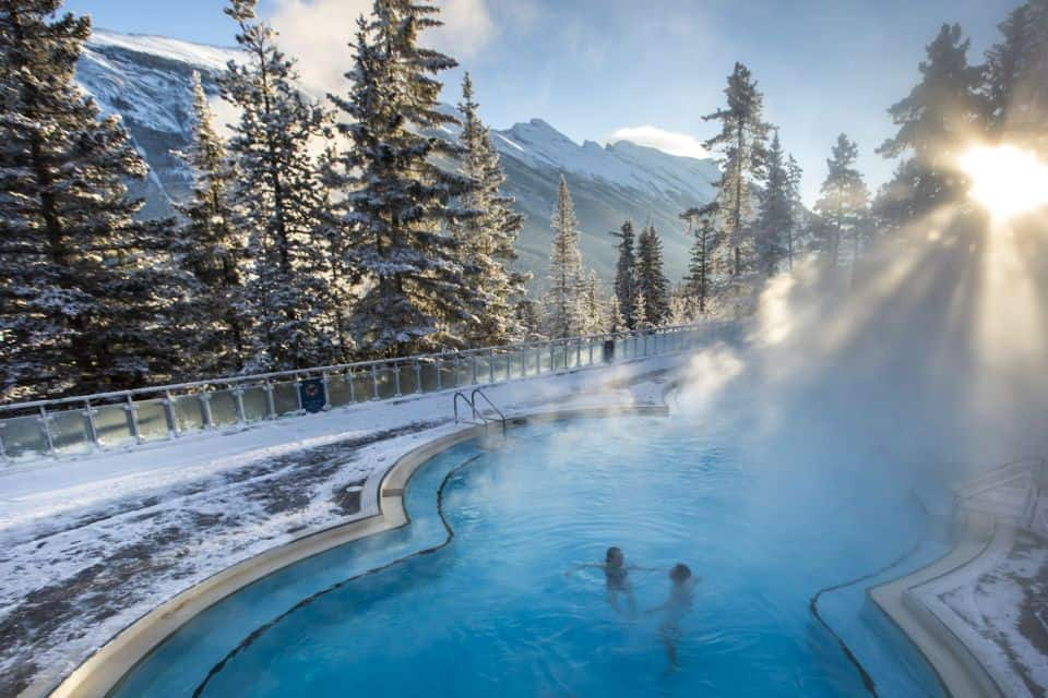 Things To Do In Banff - Upper Hot Springs