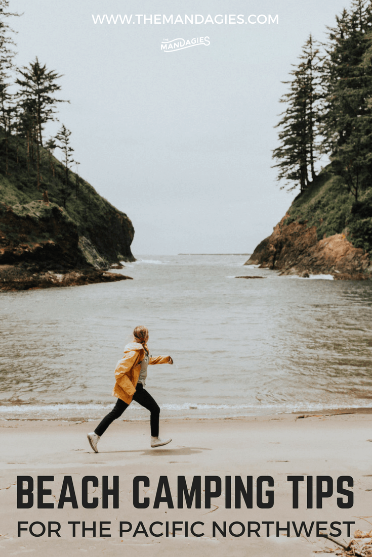 See Washington state and the Pacific Northwest in the most epic way imaginable - beach camping! Click here for everything you need to know about how to plan and prepare for your camping trip to the washington coast. #washington #pnw #pacificnorthwest #camping #packing #rain #ocean #pacificocean #hiking