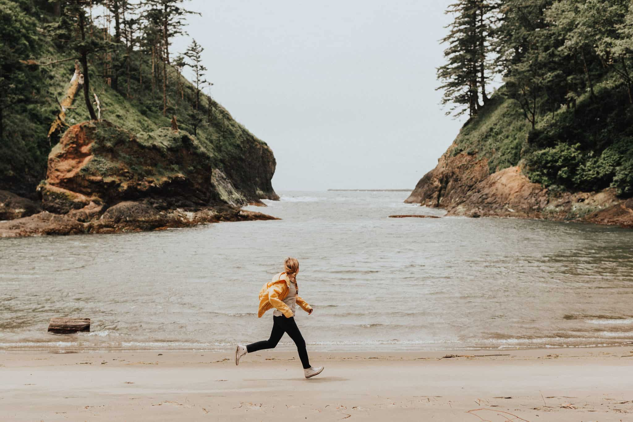 Hikes In Washington State - Cape DIsappointment