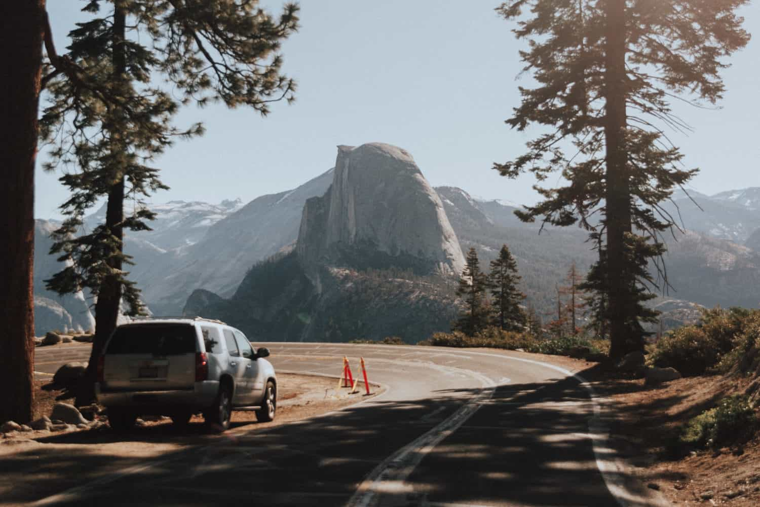 24 Hours In Yosemite National Park - Glacier Point -TheMandagies.com