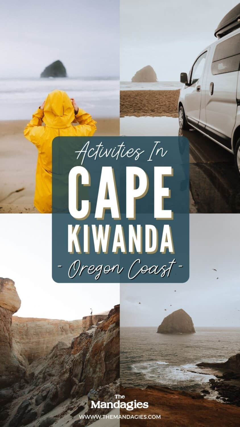 Looking for things to do in Cape Kiwanda? This epic Oregon Coast gem in Pacific City provides so many cool things to do in the Pacific Northwest! Save this post for Cape Kiwanda State Natural Area, the Inn at Cape Kiwanda, Bob Straub State Park, Three Capes Scenic Route and more!  #oregon #oregoncoast #capekiwanda #pacificcity #pacificnorthwest #PNW #Westcoast #outdoors #nature #adventures #photography