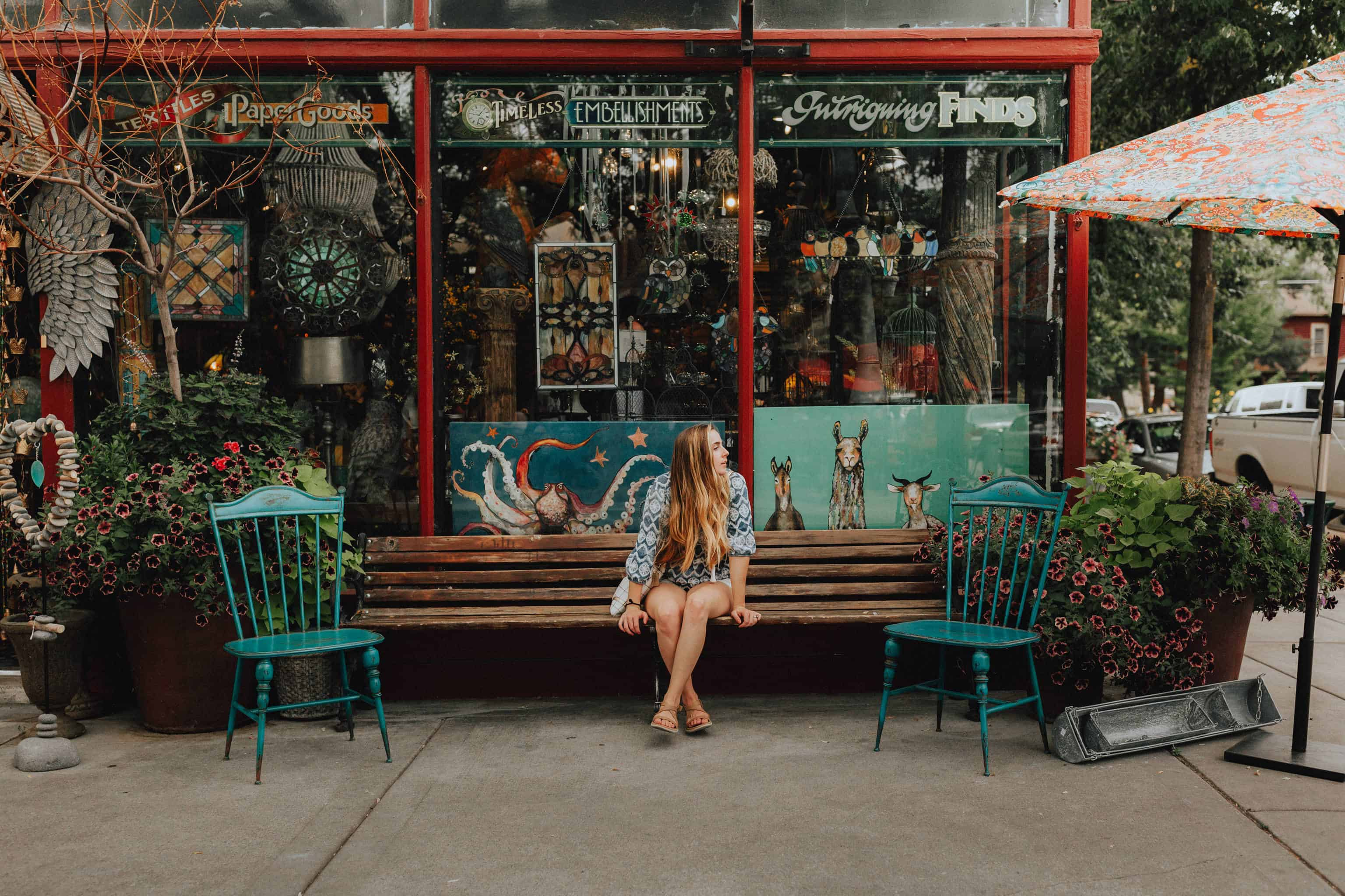 Hyde Park Neighborhood Shops - Things To Do In Boise, Idaho