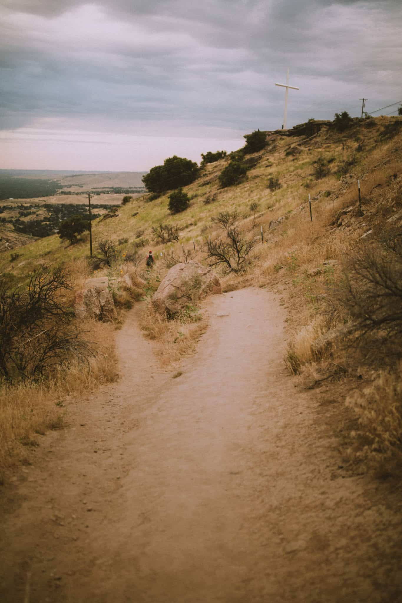 Path To Table Rock Hike - Things To Do In Boise, Idaho