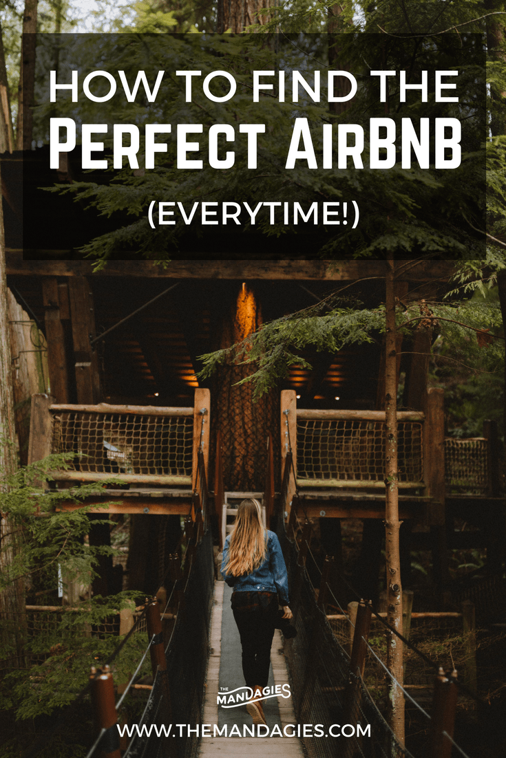 Struggling to sort through all the listings and find the perfect Airbnb for your next adventure? We're guiding you through the process STEP BY STEP to help you pick your next dream vacation house! #airbnb #vacationhome #dreamhouse