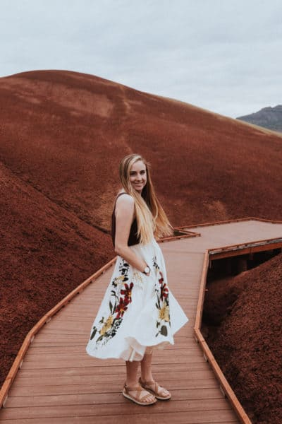 A Guide To The Painted Hills, Oregon