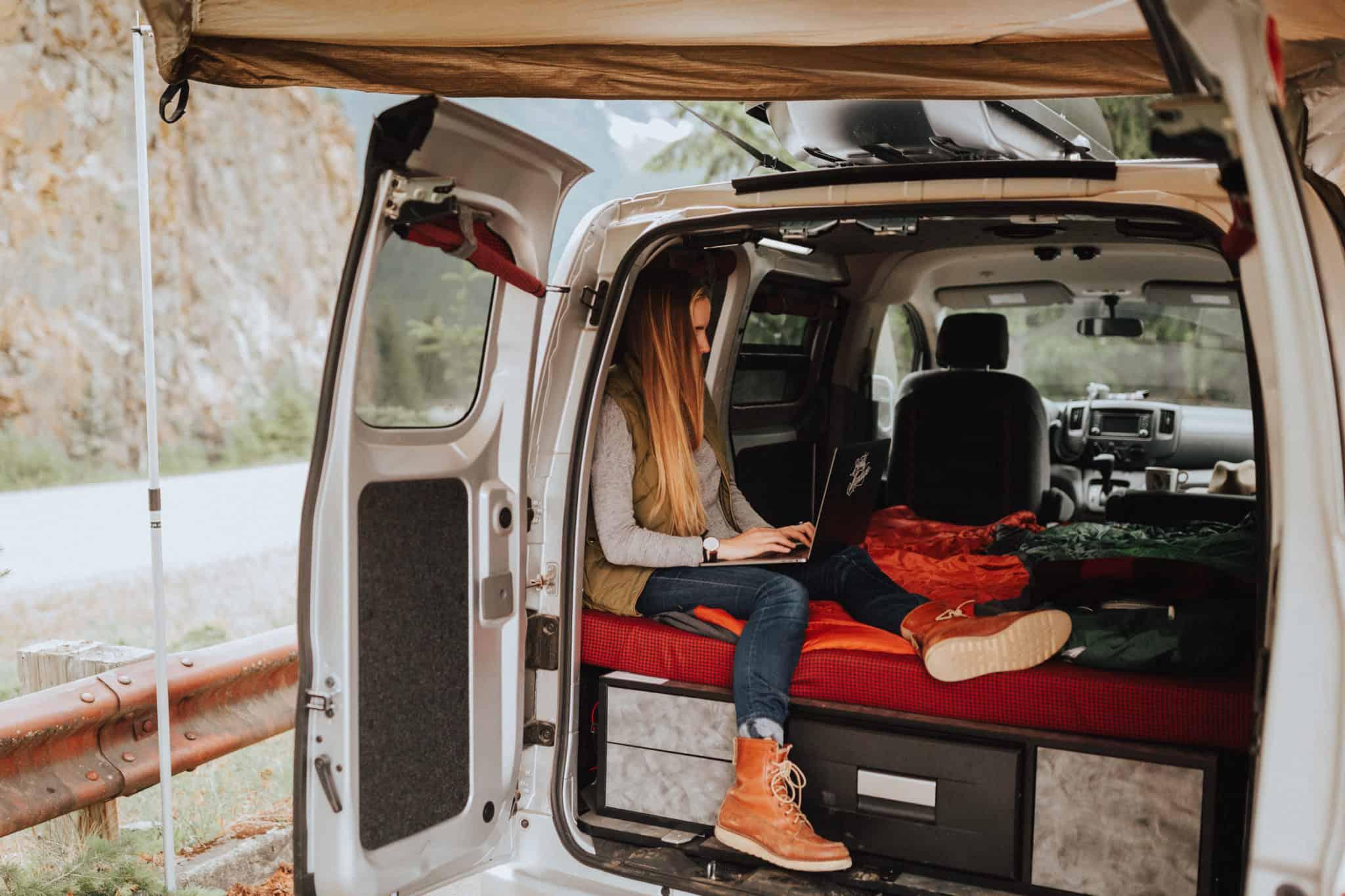 car camping hacks