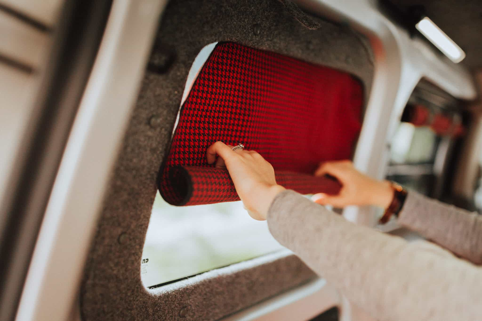 Car Camping Hacks - Window Covers