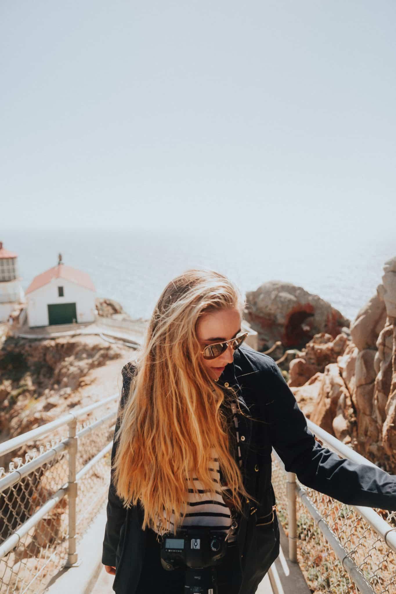 Point Reyes Lighthouse, California - The Mandagies