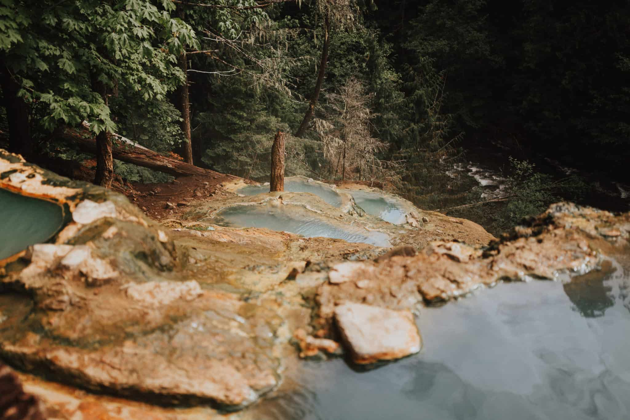 Umpqua Hot Springs - Pacific Northwest Hot Springs