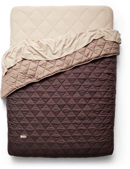 Car Camping Hacks - REI Sleep System and Air Mattress
