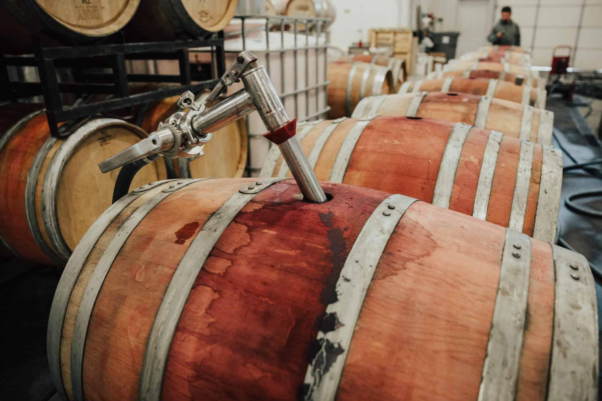 Exploring Idaho's Wine Country -Koenig Vineyards - The Mandagies