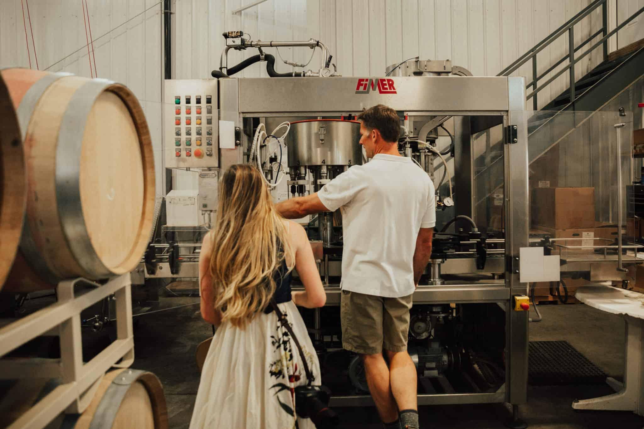 Exploring Idaho Wineries -Koenig Vineyards- The Mandagies