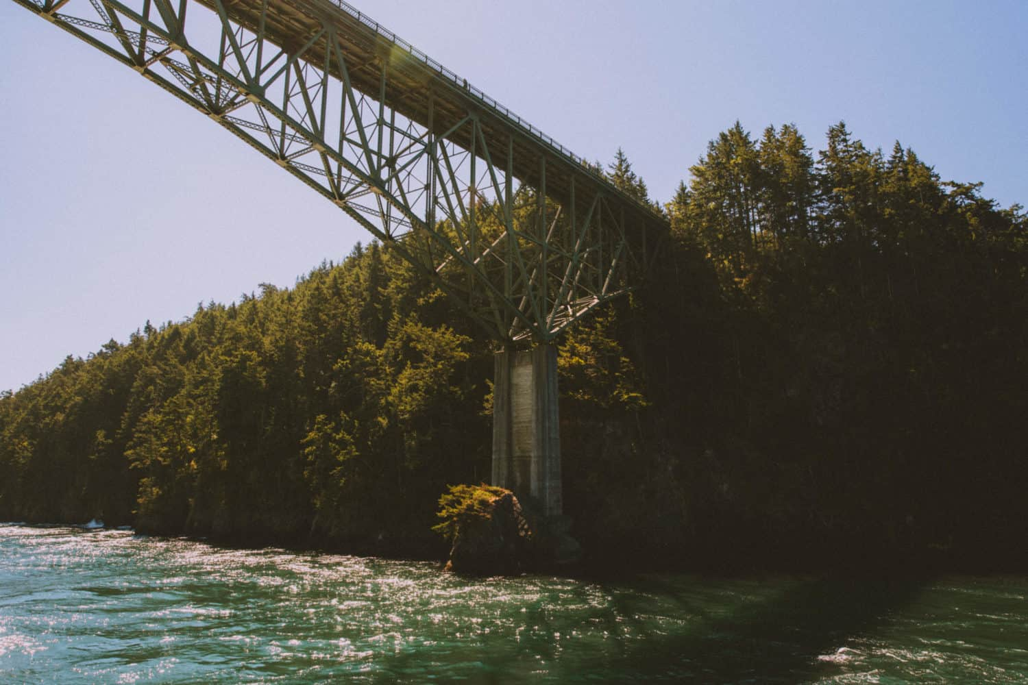 Amazing Images of Washington - Deception Pass