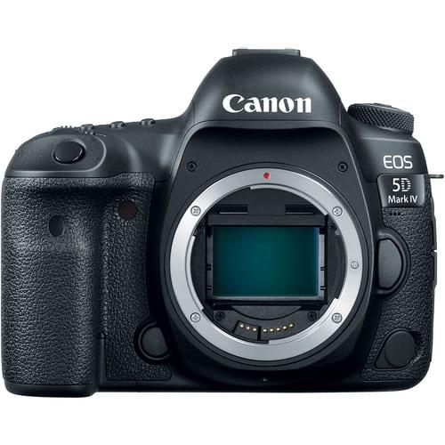 Canon EOS 5D Mark IV Camer Body
