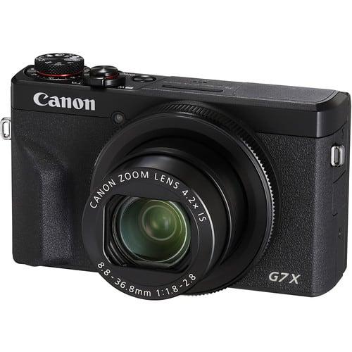 Canon Powershot G7X Mark III Camera