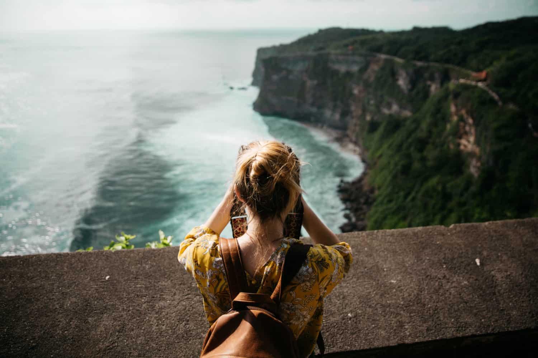Uluwatu Temple - Beautiful photography locations in Bali - TheMandagies.com
