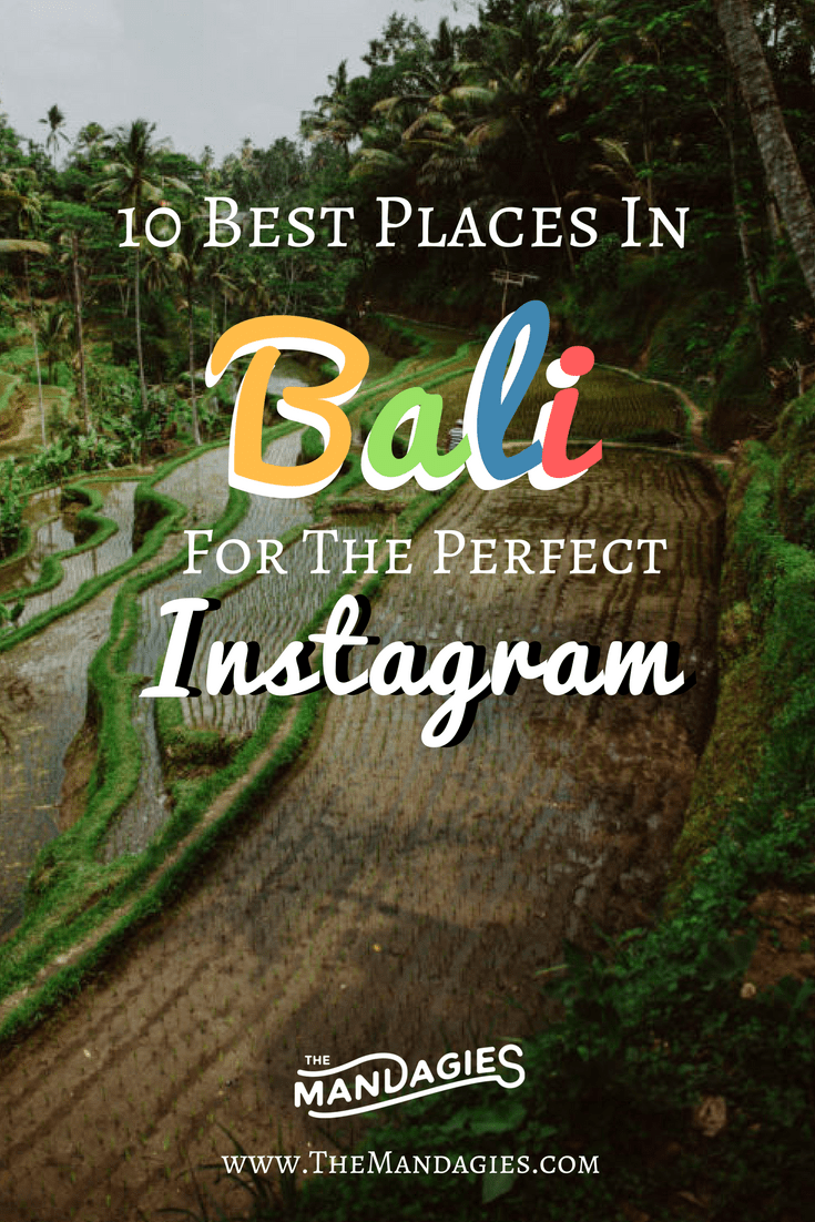 10 Day Bali Guide to the best spots on the island. TheMandagies.com #indonesia #bali #instagram #photography #pictures #photos #sunset #waterfall #beach #temple