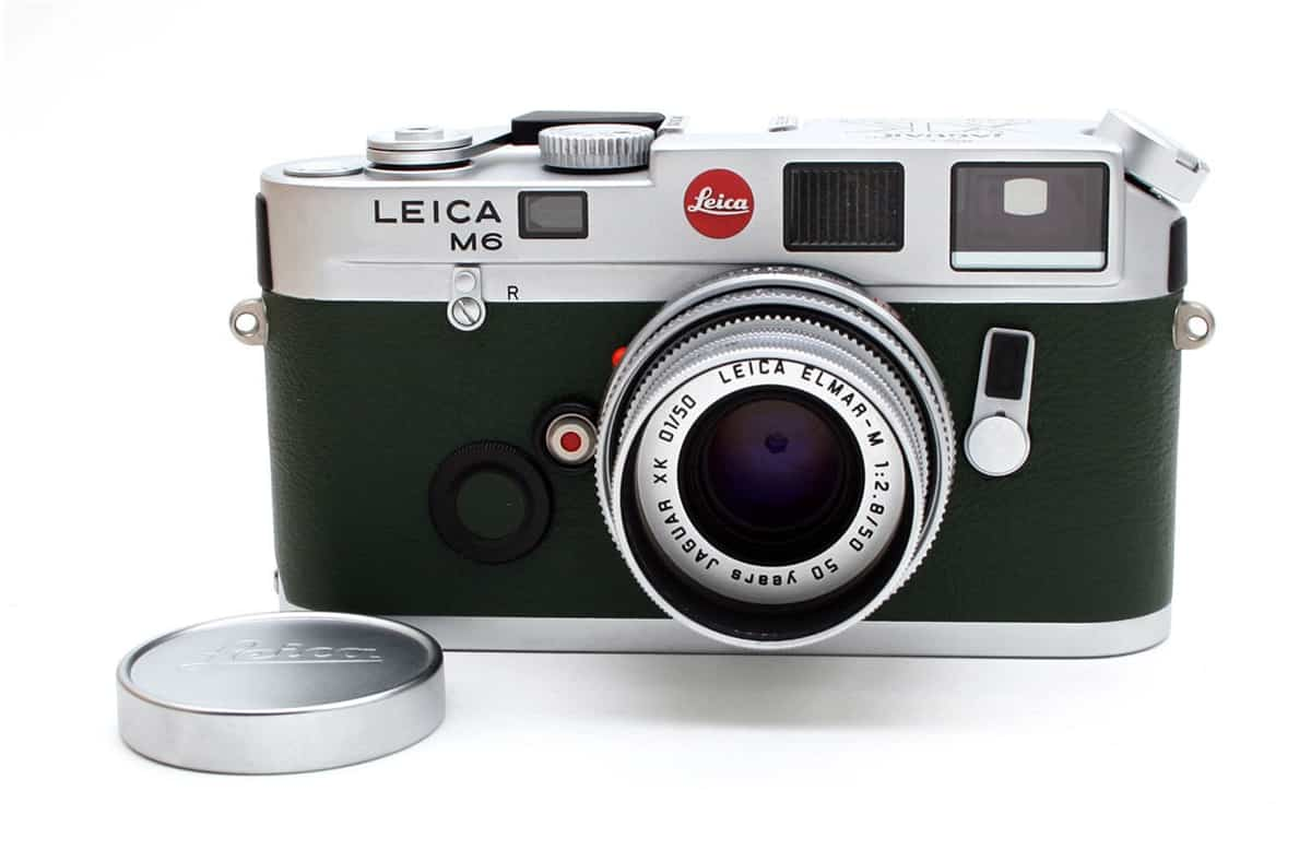 Leica M6 - Our Travel Photography Gear List