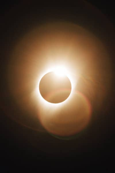 Total Eclipse 2017 in Eastern Oregon