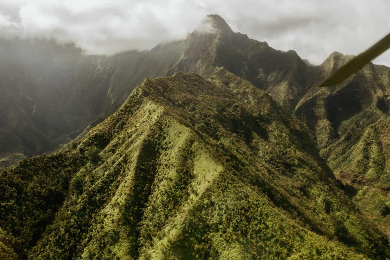 Na Pali Coast Tours By Air - TheMandagies.com