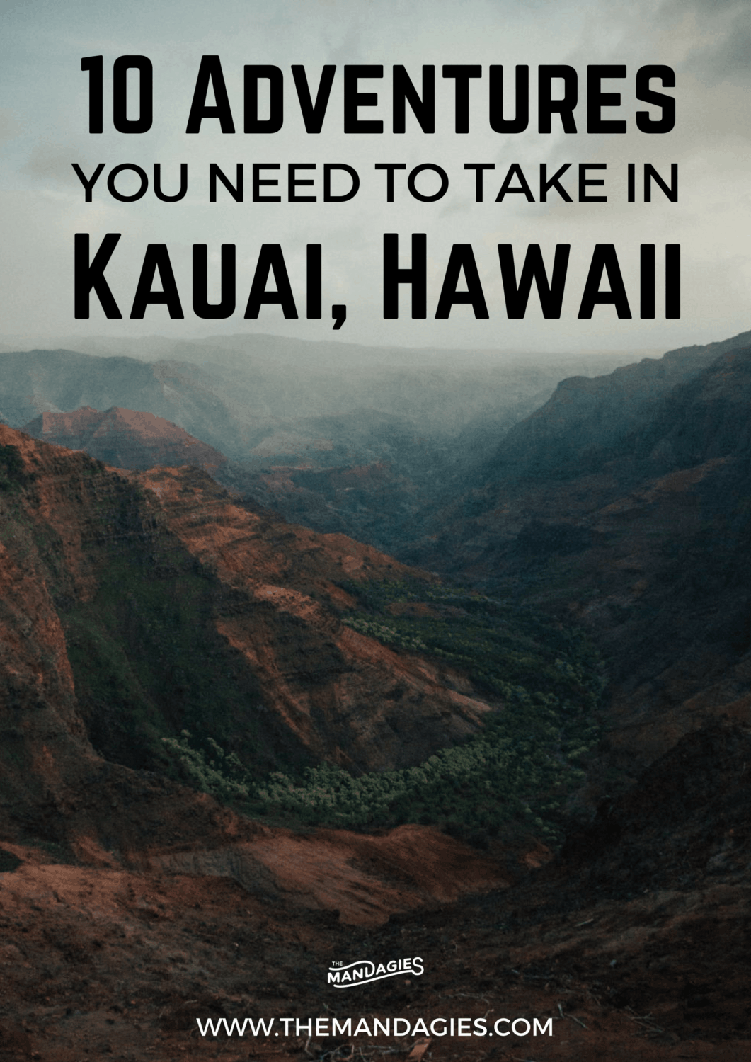 In this post, we're sharing our favorite things to do in Kauai – all inclusive with gorgeous beaches, stunning vistas, and breathtaking waterfalls! This post has everything you need to have the adventure of a lifetime in Hawaii! #kauai #hawaii #kapaa #beach #surf #summer