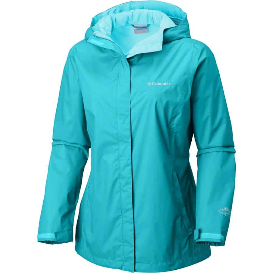Columbia Ardadia Rain Jacket Outdoor Gifts Under $50