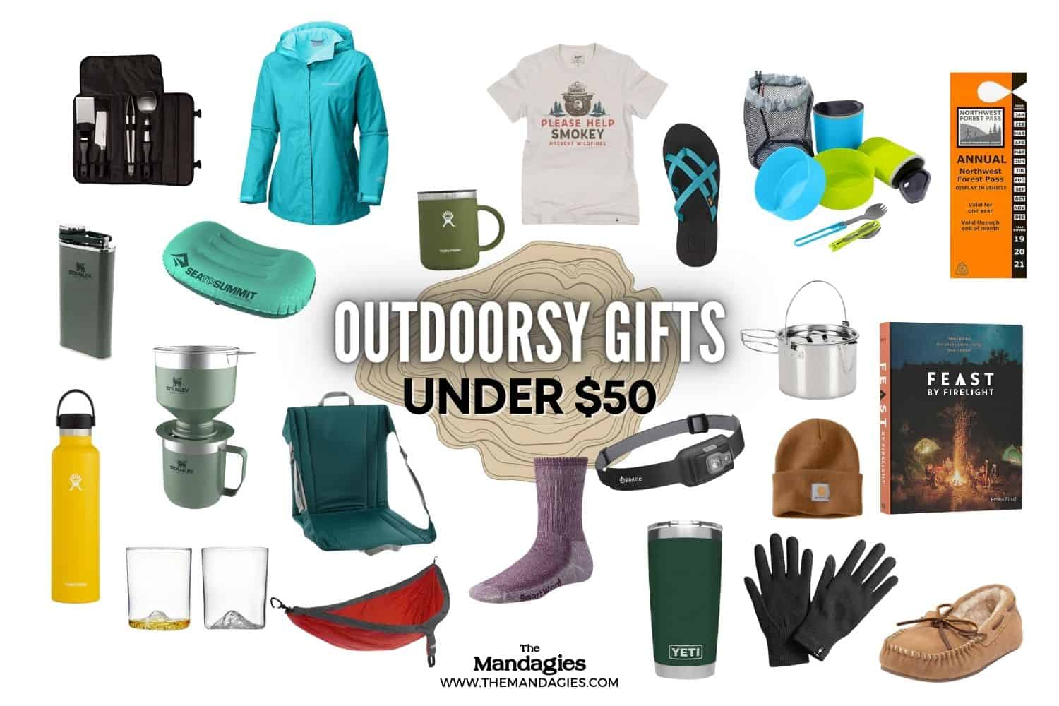 Outdoor Gifts Under $50