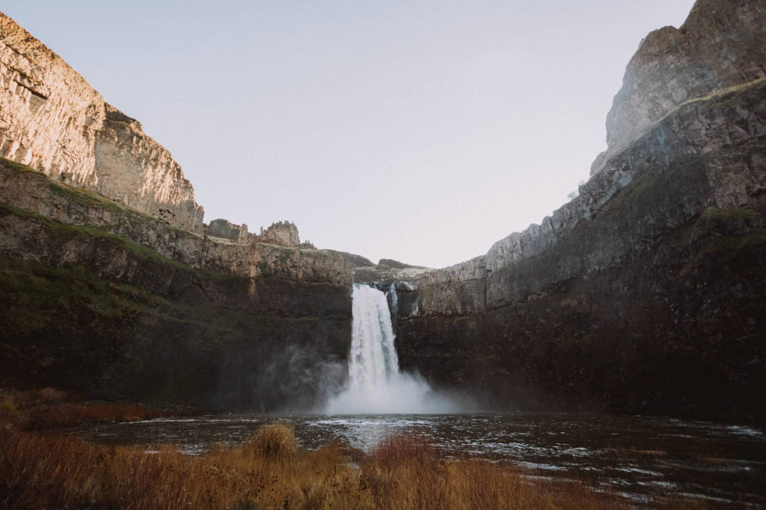 Palouse Falls - Best Hikes In The Pacific Northwest