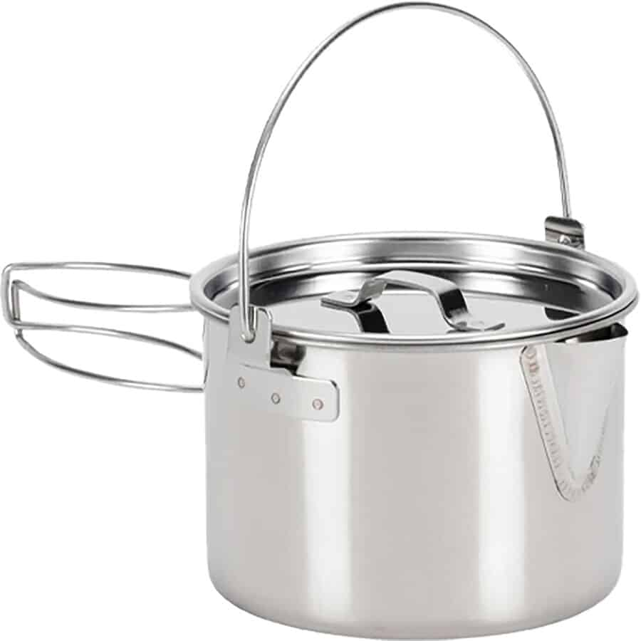 Snow Peak Kettle Cook No. 1 Camping Gifts Under $50
