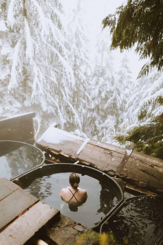 Scenic Hot Springs - Pacific Northwest Hot Springs TheMandagies.com
