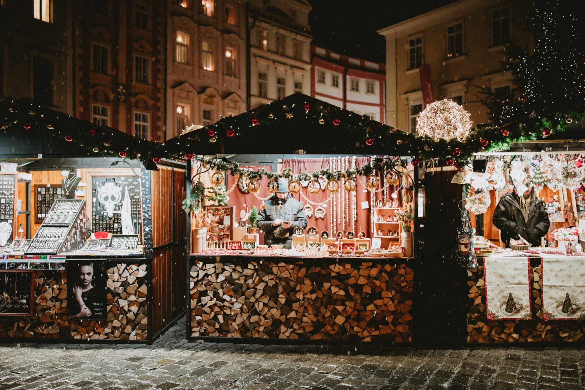 Prague Christmas Market.6 Magical Prague Christmas Markets You Need To Experience