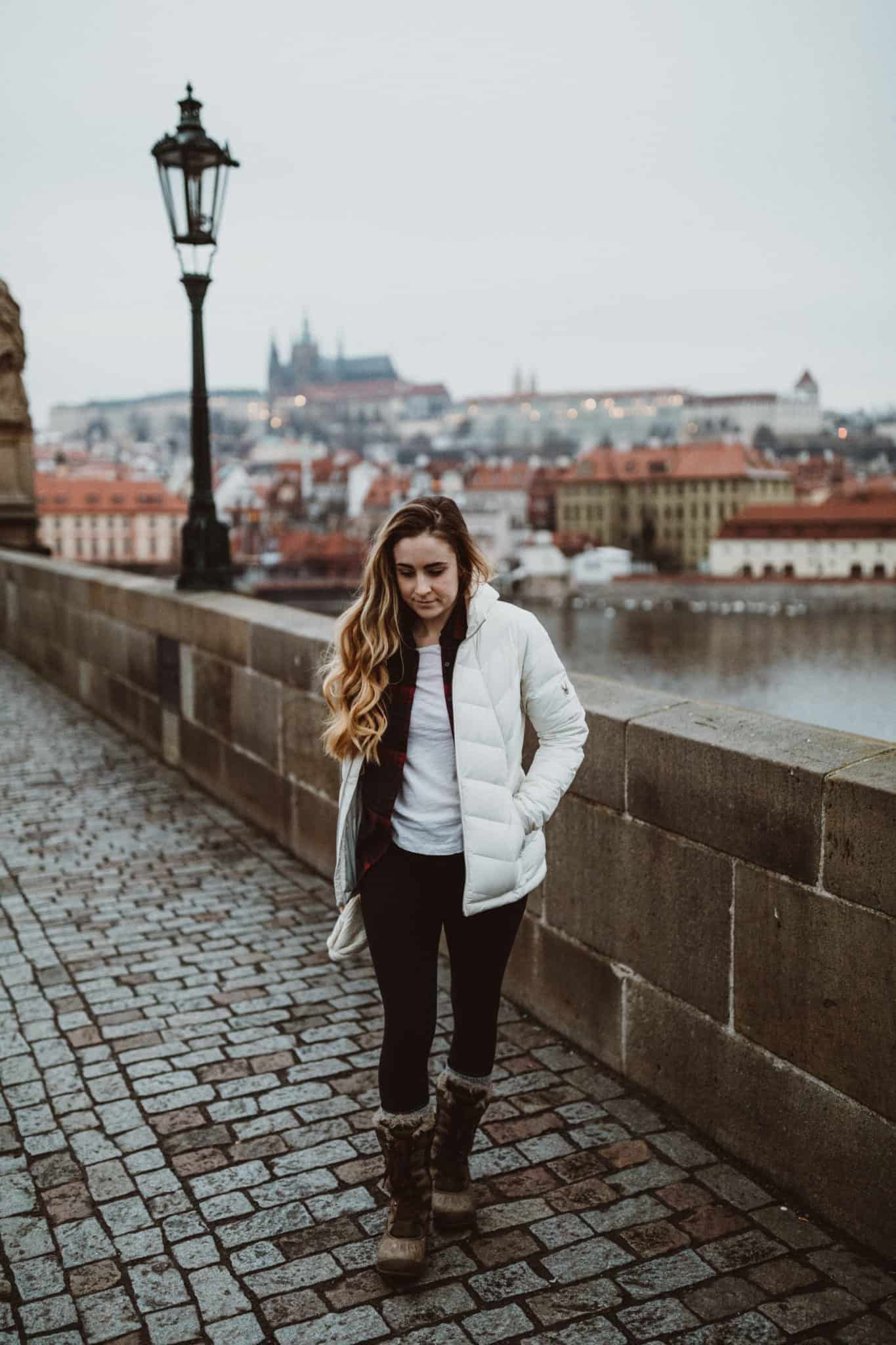 "Discover gorgeous and unique instagram spots in Prague! We're veering off the classic ""top 10 tourist locations"" blog post and giving you the most gorgeous and underrated locations in Prague, definitely worthy of your visit."