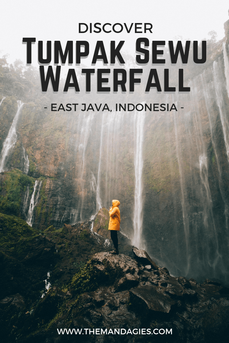 Adventure deep in the jungle of East Java, Indonesia and explore an amazing waterfall! Tumpak Sewu is what dreams are made of, and we're showing you how to get here and what to expect in our latest post! #indonesia #waterfall #jungle #eastjava #adventure