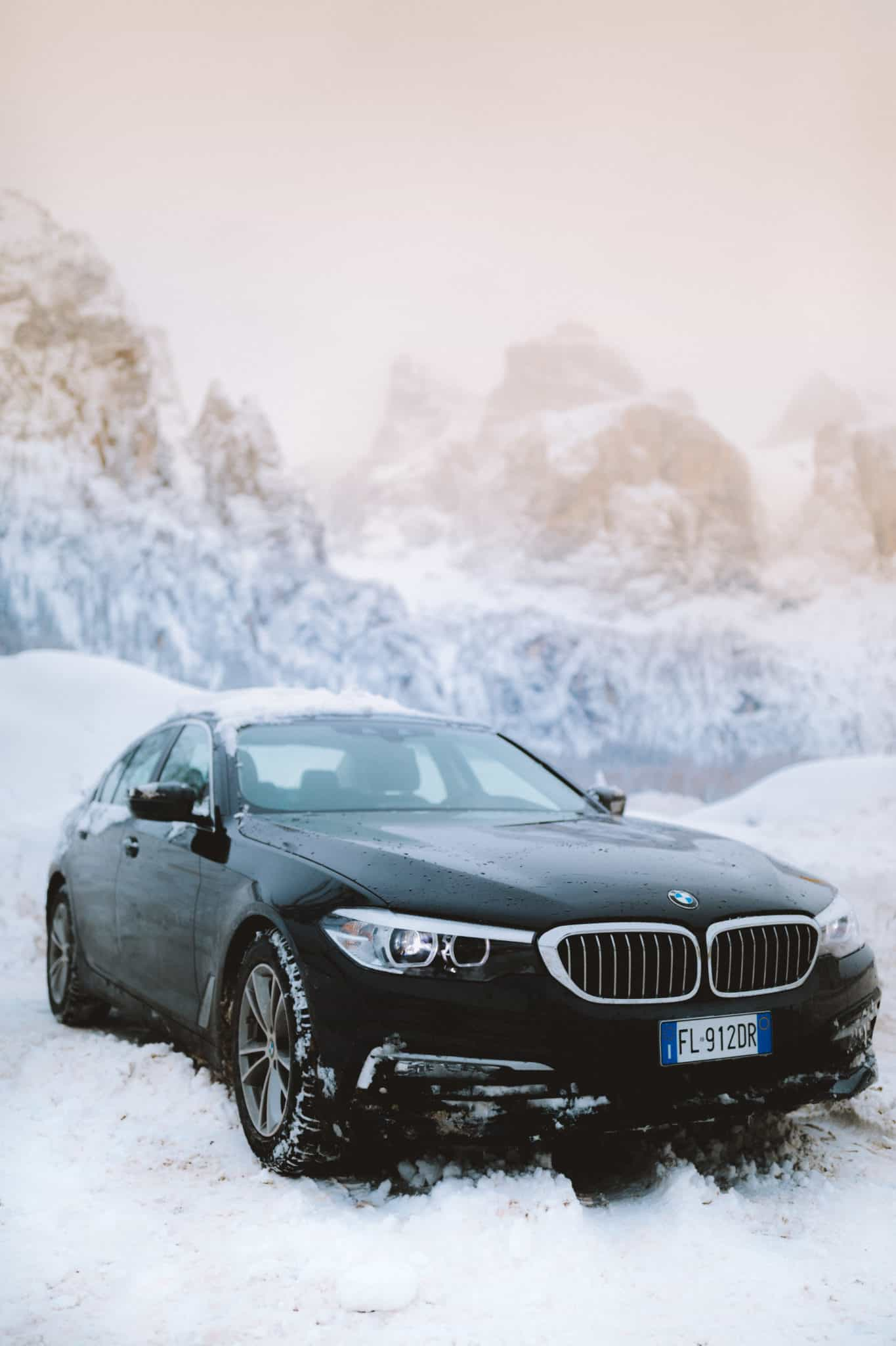 Driving In The Dolomites - tips, Italy road trip routes, and more.