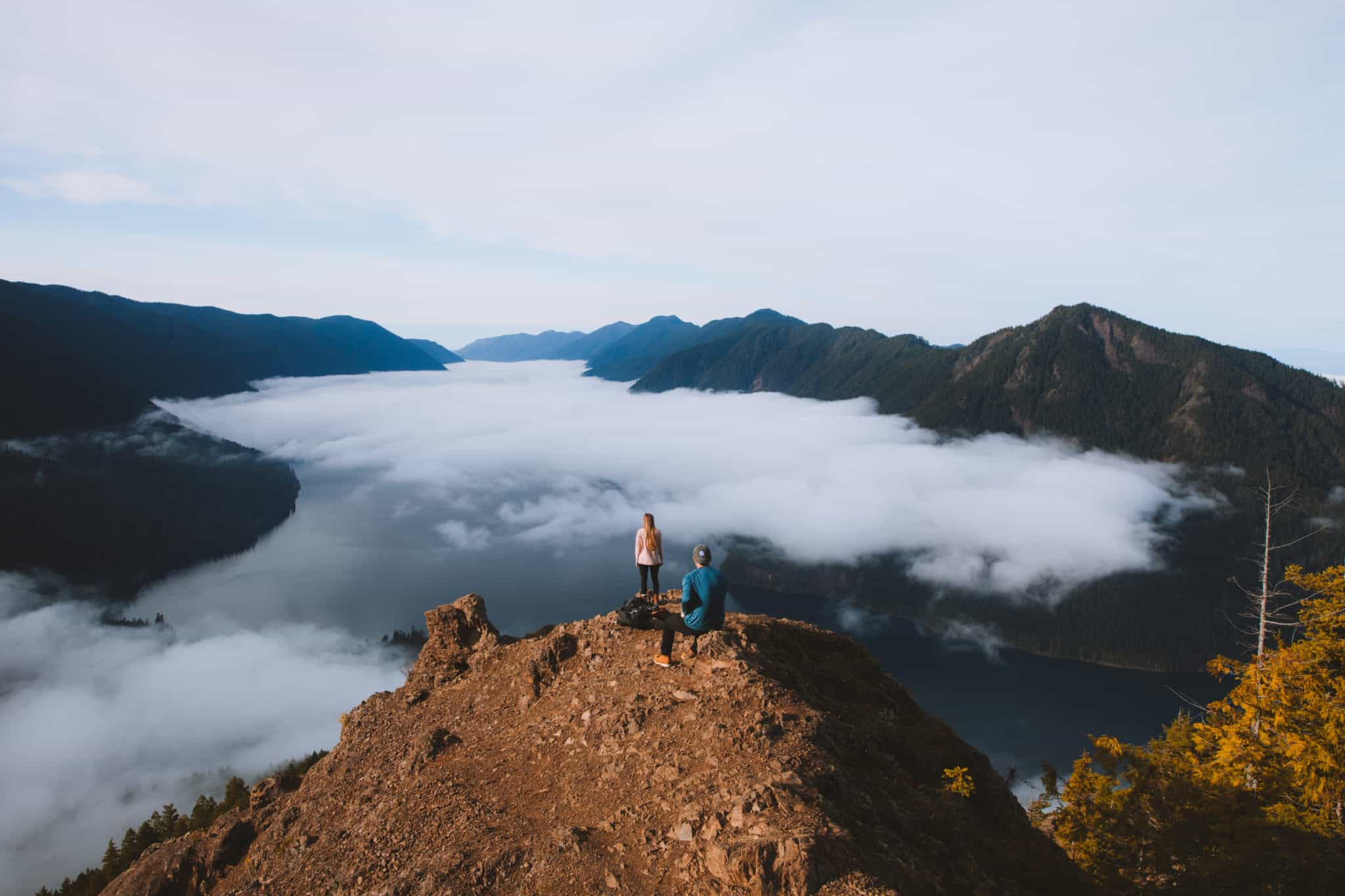 Mount Storm King - Hiking In The Pacific Northwest - TheMandagies.com