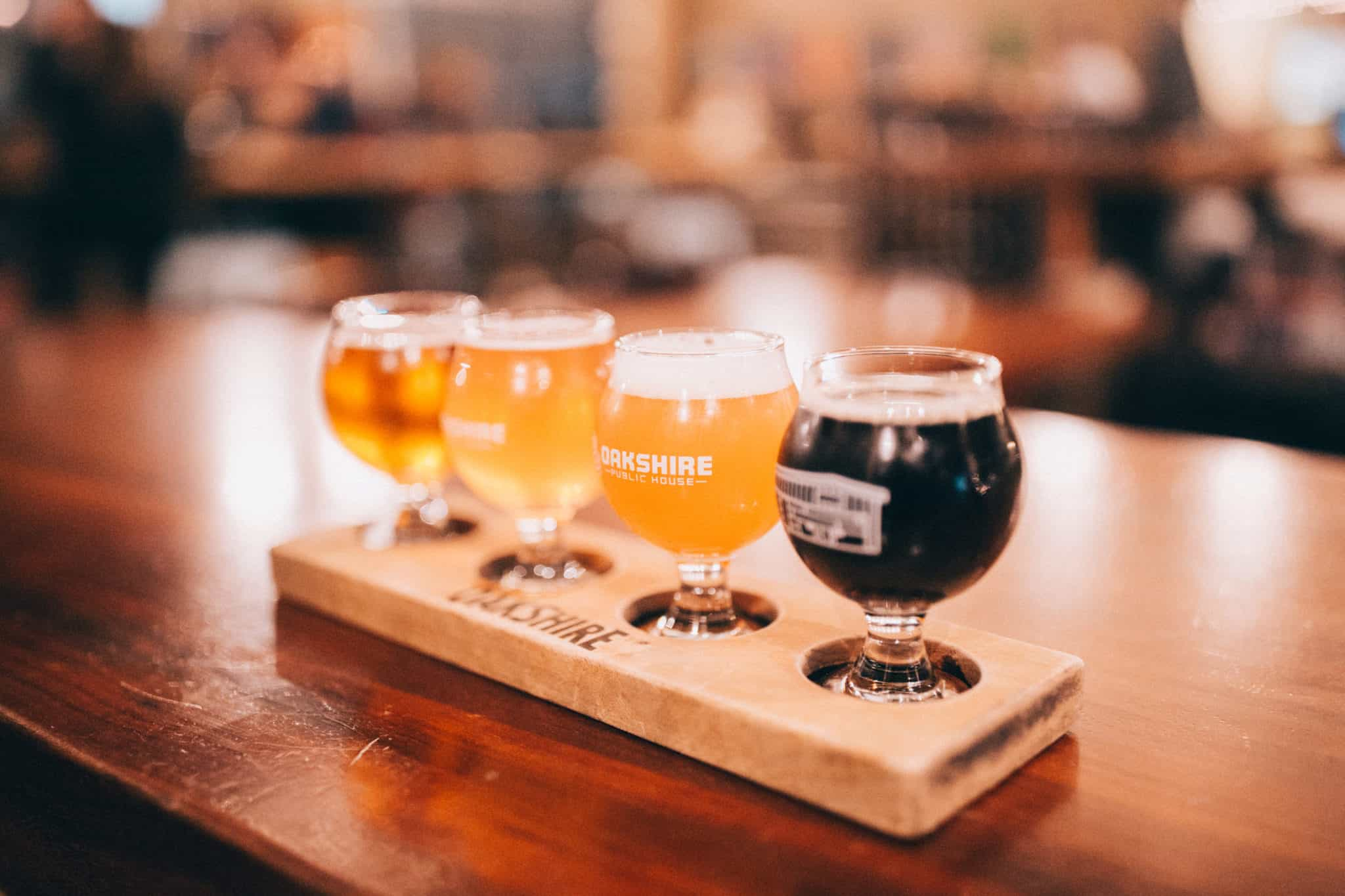 12 Laid-Back Things To Do In Eugene, Oregon - Oakshire Brewing